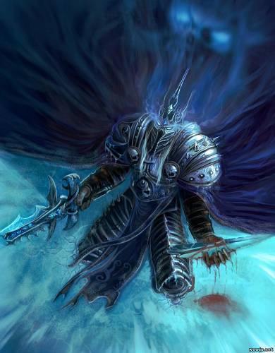 Варкрафт 3 король мертвых